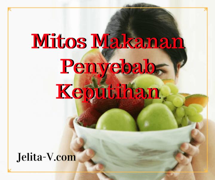 mitos-makanan-penyebab-keputihan