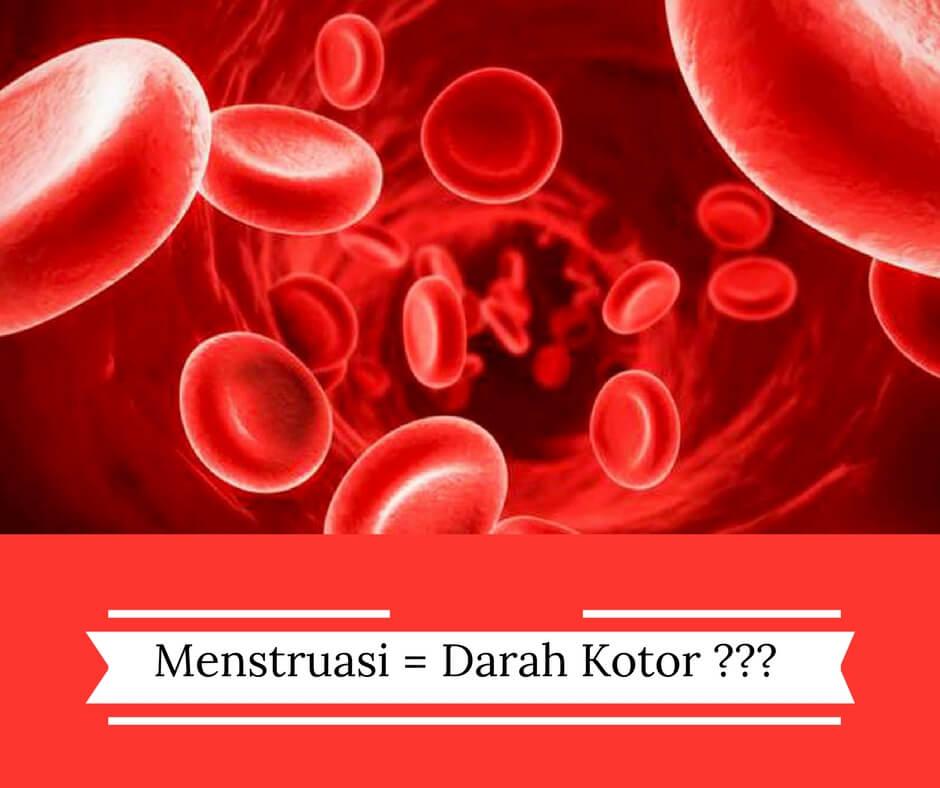 Jangan Takut Girls, Menstruasi Bukan Buang Darah Kotor